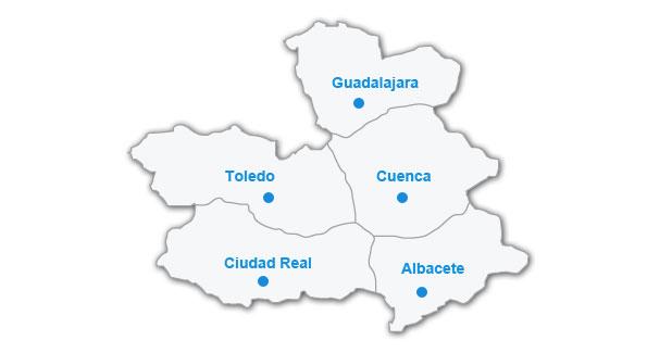 Resultados Elecciones Generales 2016 en Castilla  La Mancha La